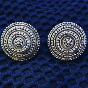 John Hardy, Lg.Sterling Silver Earrings